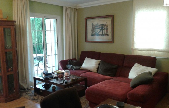 P7718.Beautiful semi-detached house in La Quinta.