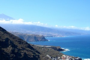 A1216. Apartment with spectacular views of the ocean, Teide and sunsets.
