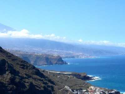 A1216. Apartment with spectacular views of the ocean, Teide and sunsets