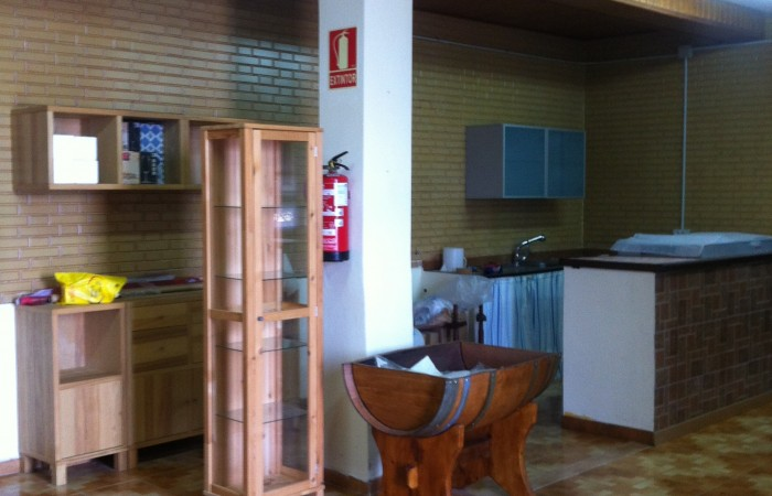 V5507. Commercial premises for bar or winery in Guayonje.
