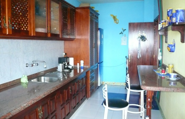 A1154. Apartment with wonderful sea views in Icod de los Vinos.