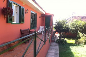 C3466. Beautiful detached house on the outskirts of Puerto de la Cruz.