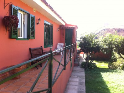 C3466. Beautiful detached house on the outskirts of Puerto de la Cruz