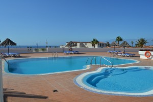 A1230. Apartment close to golf courses and harbour.