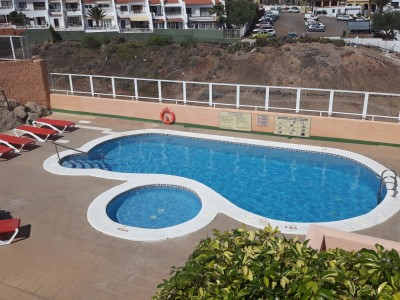 A1234. Apartment close to golf courses and with sea views