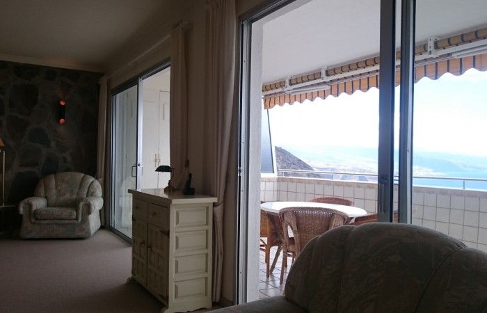 A1228. Apartment with marvellous views and huge terrace.