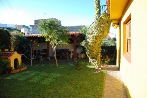 C3474. Detached house in the tranquil area of Jardín del Sol.