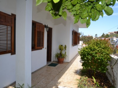 C3476. Ideal family house in quiet cul de sac with views of Teide and the ocean