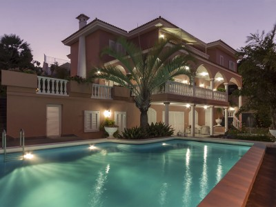 C3484. Magnificent luxury property in Vistabella, Santa Cruz
