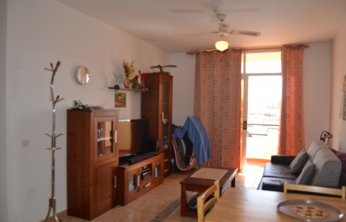 A1237. Apartment in Playa Paraiso with community pool.